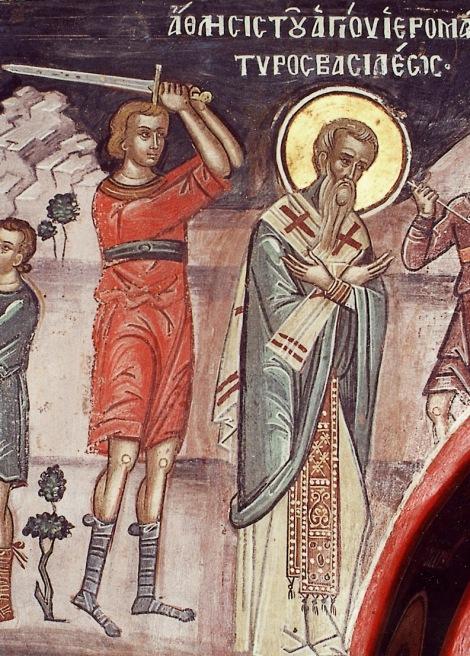 Sf Sf Mc Vasilevs, episcopul Amasiei (322) 3.1