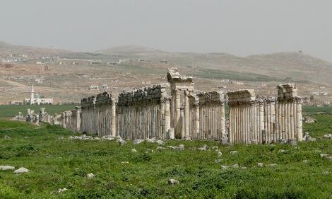 Amapia sau Apamia, Siria 1