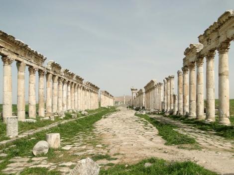 Amapia sau Apamia, Siria 2