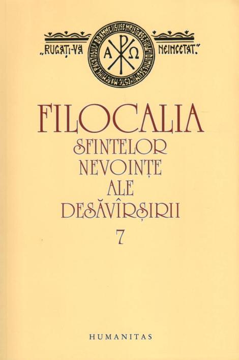 Filocalia vol VII