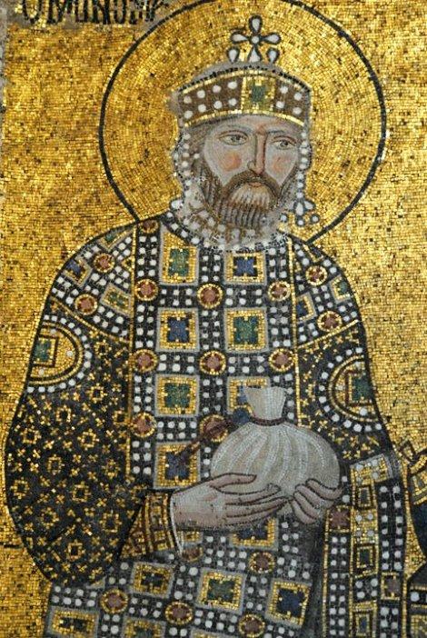 Imparatul Constantin IX Monomahul 1