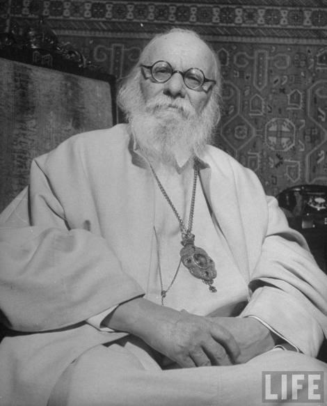 Patriarhul Nicodim Munteanu în 1946 1