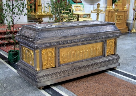 Sf Cuv Eufrosina, stareta Man Polotk (1164) 13