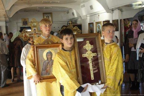 Sf Cuv Eufrosina, stareta Man Polotk (1164) 8