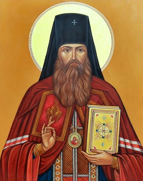 Sf Ier Inochentie, arhiepiscopul Odessei (1857) 1.1