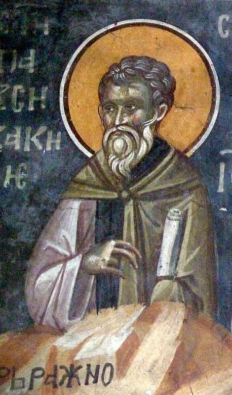 Sf Ier Pavsicacos, episcopul Sinadei 2