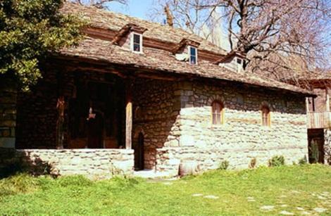 Sf Nou Mc Nicolae din Metovo, Epir (1617) 11 casa parinteasca