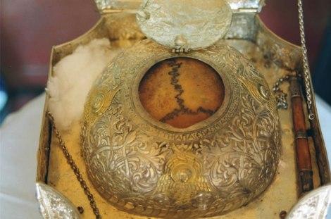 Sf Nou Mc Nicolae din Metovo, Epir (1617) 4 sf moaste