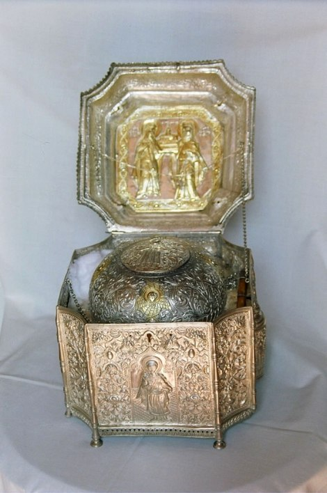 Sf Nou Mc Nicolae din Metovo, Epir (1617) 5 sf moaste