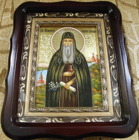 Sf Cuv Agapit doctorul fara de arginti de la Lavra Pesterilor din Kiev (sec XI) 16